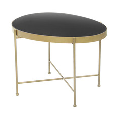 Столик кофейный Bizzotto rashida 63х46х45 см