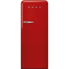 Холодильник Smeg FAB28RRD3 красный
