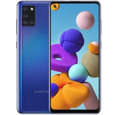 Смартфон Samsung Galaxy A21s 32GB синий