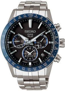 Японские наручные мужские часы Seiko SSH001J1. Коллекция Astron