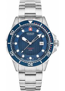Швейцарские наручные мужские часы Swiss military hanowa 06-5315.04.003. Коллекция Neptune Diver