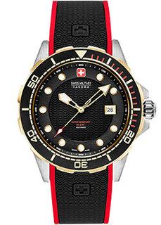 Швейцарские наручные мужские часы Swiss military hanowa 06-4315.55.007. Коллекция Neptune Diver