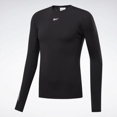 Компрессионная футболка United by Fitness Reebok
