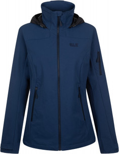 Куртка софтшелл женская Jack Wolfskin Esward Peak, размер 44