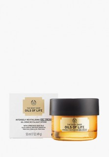 """Крем для лица The Body Shop интенсивный восстанавливающий """"Oils of Life™, 50 мл"""""""