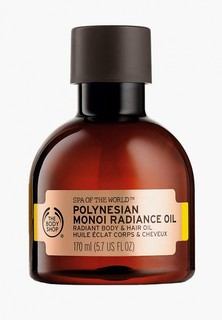 "Масло для тела The Body Shop и волос ""Polynesian Monoi Radiance Oil, 170 мл"""