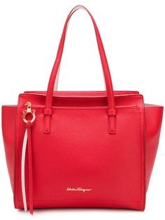 Salvatore Ferragamo маленькая сумка-тоут Amy