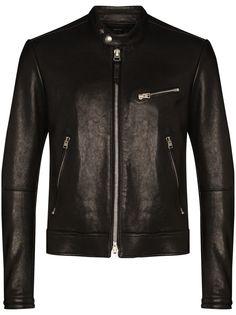 TOM FORD байкерская куртка