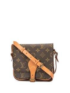 Louis Vuitton мини-сумка через плечо Cartouchiere 1980-1990-х годов