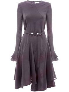 JW Anderson платье с оборками