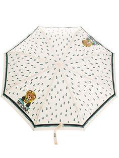 Moschino зонт с принтом