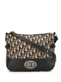 Christian Dior сумка через плечо Traveler с узором Trotter