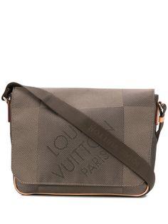 Louis Vuitton сумка-мессенджер Damier Geant 2012-го года