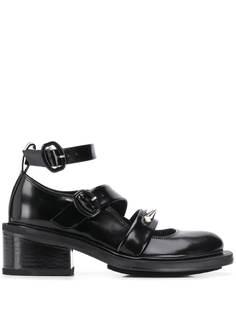 Simone Rocha туфли с кристаллами