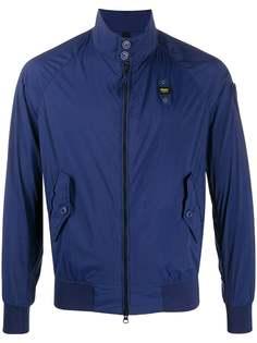 Blauer легкая куртка на молнии