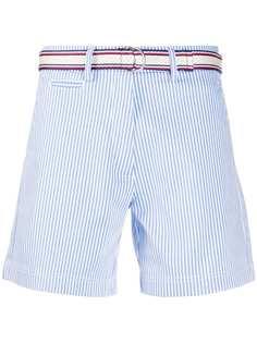 Tommy Hilfiger шорты с поясом