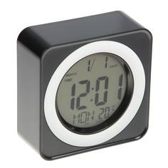 Часы-будильник, температура, подсветка срабатывает от хлопка Luazon Home
