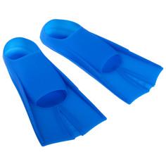 Ласты для плавания размер 36-38, цвет синий Onlitop
