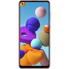 Смартфон Samsung Galaxy A21s 64GB Red (SM-A217F/DSN)