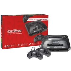 Игровая приставка Retro Genesis Remix (600 игр)