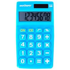 Калькулятор Юнландия 250456 карманный