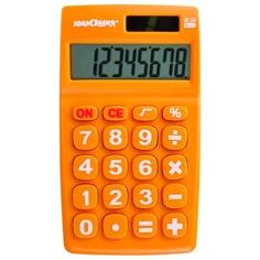 Калькулятор Юнландия 250457 карманный