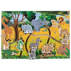 Сортер-лабиринт Paremo Африка, 7 элементов