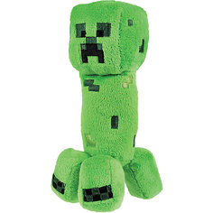 Мягкая игрушка Jazwares Minecraft Creeper Крипер 18 см