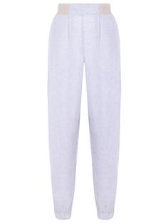 Льняные брюки-джоггеры Gran Sasso