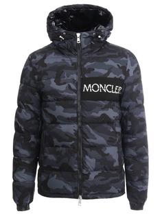 Пуховая куртка Aiton Moncler