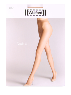 Колготки Nude 8 den Wolford