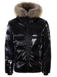 Стеганая пуховая куртка Philipp Plein