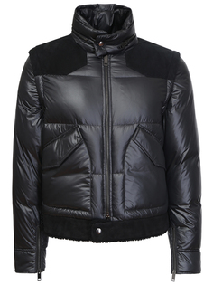 Пуховая куртка-трансформер Ermanno Scervino