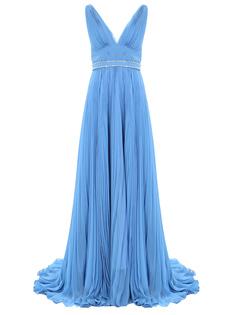 Платье вечернее шелковое P30Q1R Prada