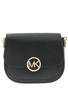 Кожаная мини-сумка Lillie Small 32S9G0LC1L Michael Kors
