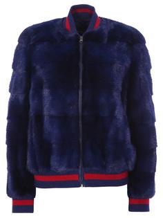 Куртка с мехом норки GISELEMTH151614 Simonetta Ravizza