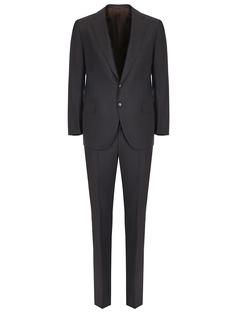 Классический шерстяной костюм Attolini
