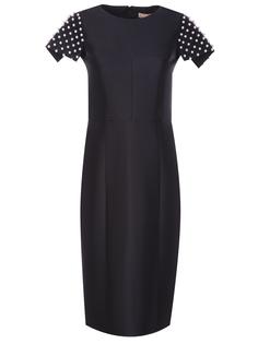 Платье с бусинами Michael Kors
