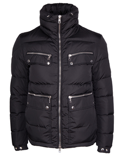 Стеганая пуховая куртка Moncler