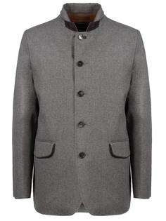 Куртка прямого силуэта Canali