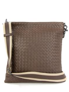 Кожаная сумка Bottega Veneta