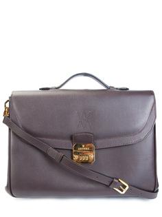 Кожаный портфель VITO/кожа Artioli