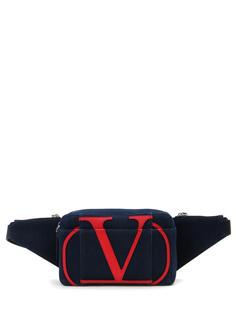 Поясная джинсовая сумка SY2B0836WMZ Valentino