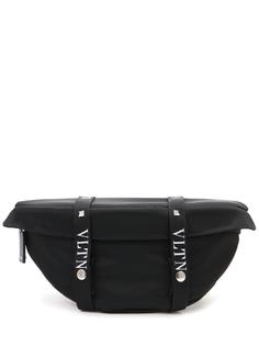 Поясная сумка с принтом Valentino
