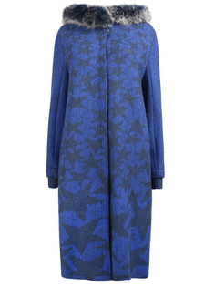 Вязаное пальто Lorena Antoniazzi