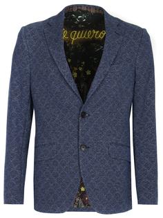 Пиджак с принтом Etro