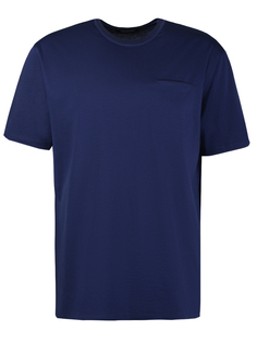 Однотонная футболка Ermenegildo Zegna