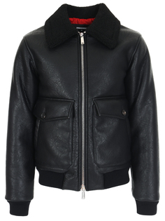 Куртка из искусственной кожи Dsquared2
