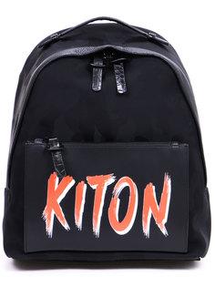 Рюкзак текстильный UBCOOKN0080601005 Kiton