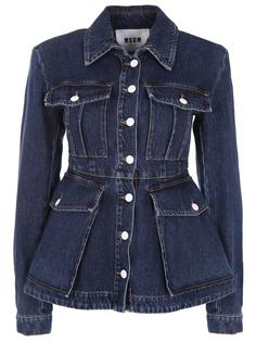 Куртка джинсовая Msgm